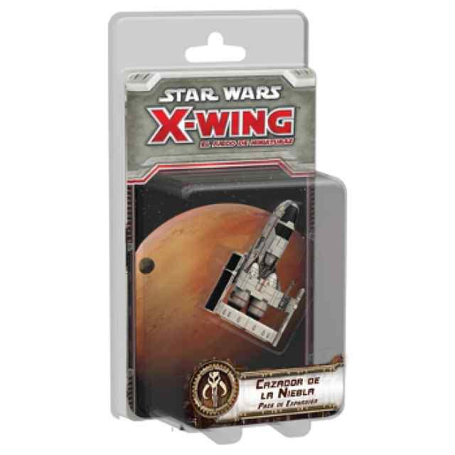 X Wing: Cazador de la Niebla