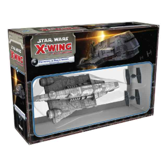 comprar Nuevo X Wing: Portacazas de Asalto Imperial