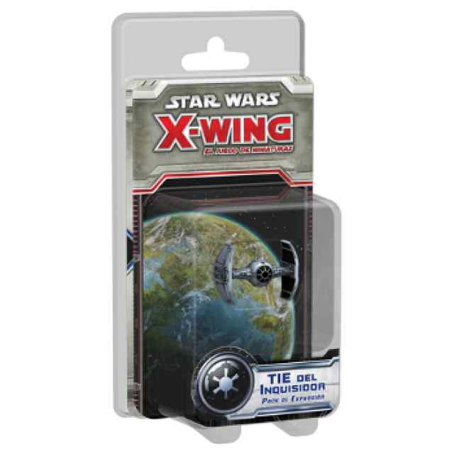 X Wing: TIE del Inquisidor