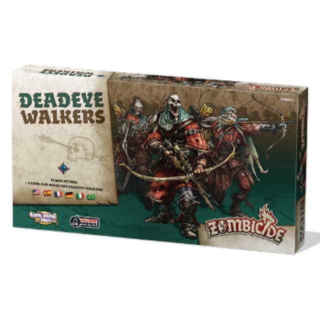 expansión Zombicide Black Plague: Deadeye Walkers
