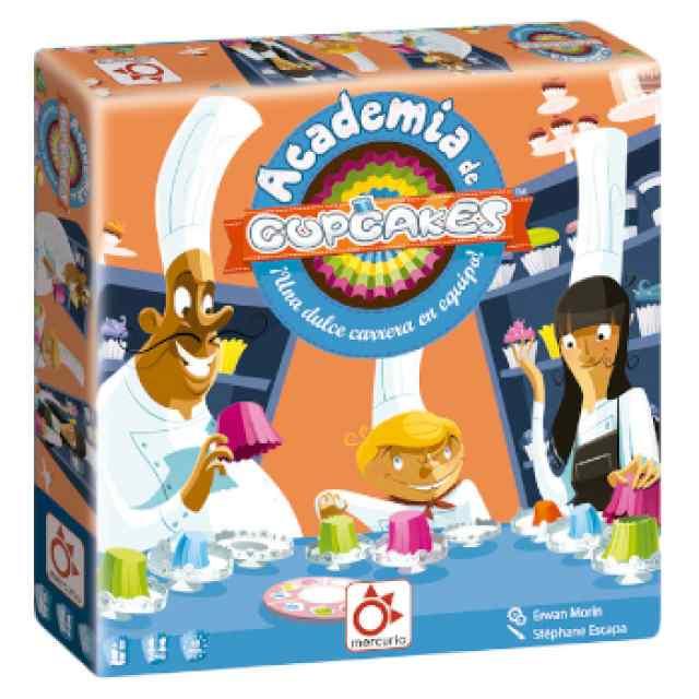 Academia de Cupcakes TABLERUM