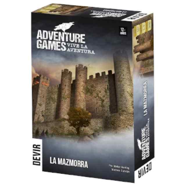 Adventure Games: La Mazmorra TABLERUM