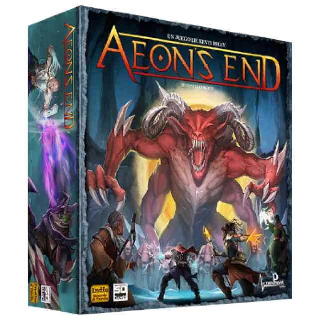 Aeon´s End TABLERUM