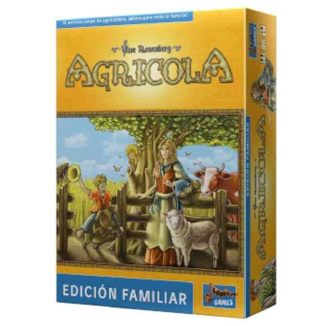 Agricola Edición Familia TABLERUM