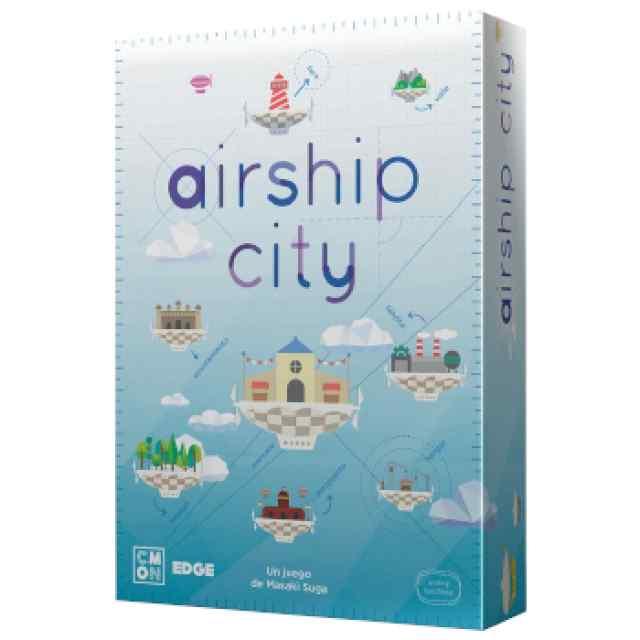 Airship City TABLERUM