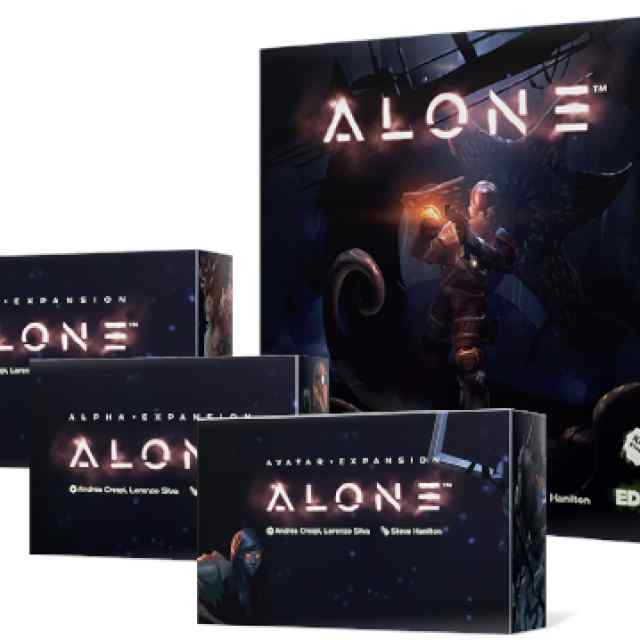 Alone Pack Expansiones TABLERUM