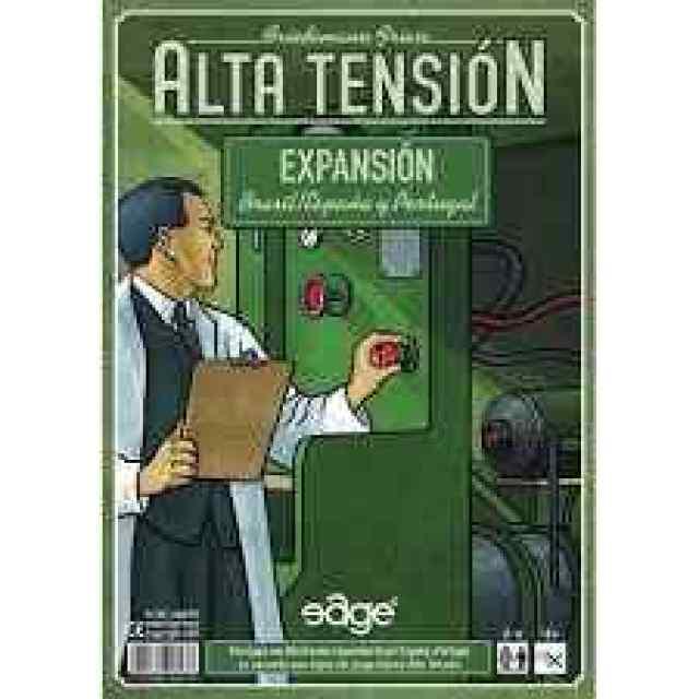 comprar Alta Tensión expansión Esp/Port + Collector Box