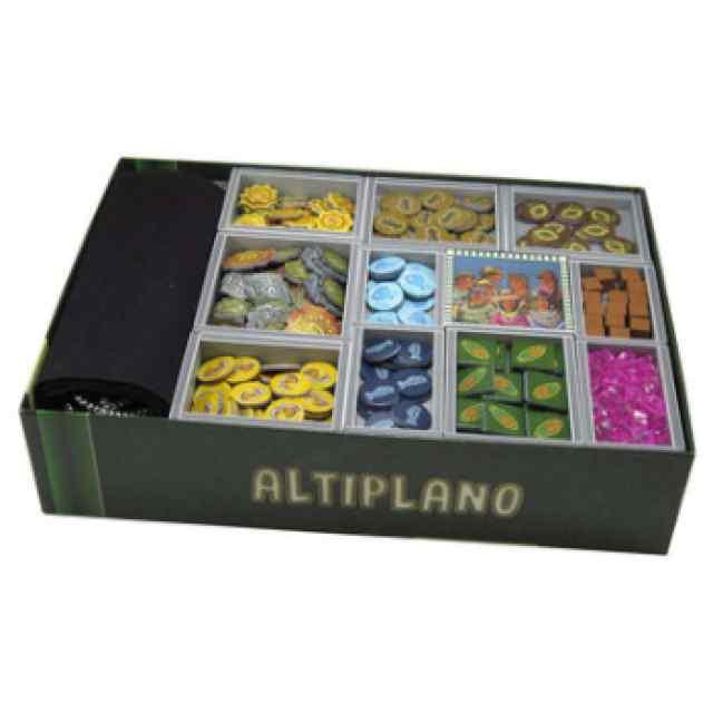 Altiplano + El Viajero Inserto Folded Space TABLERUM