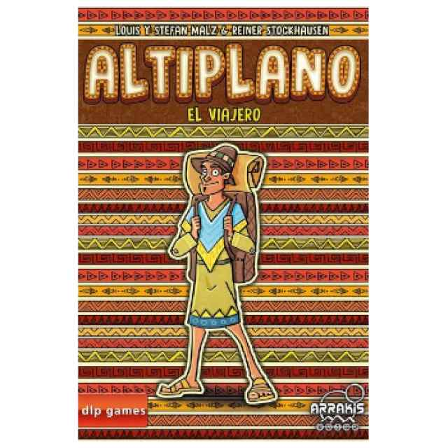 Altiplano:Viajero TABLERUM