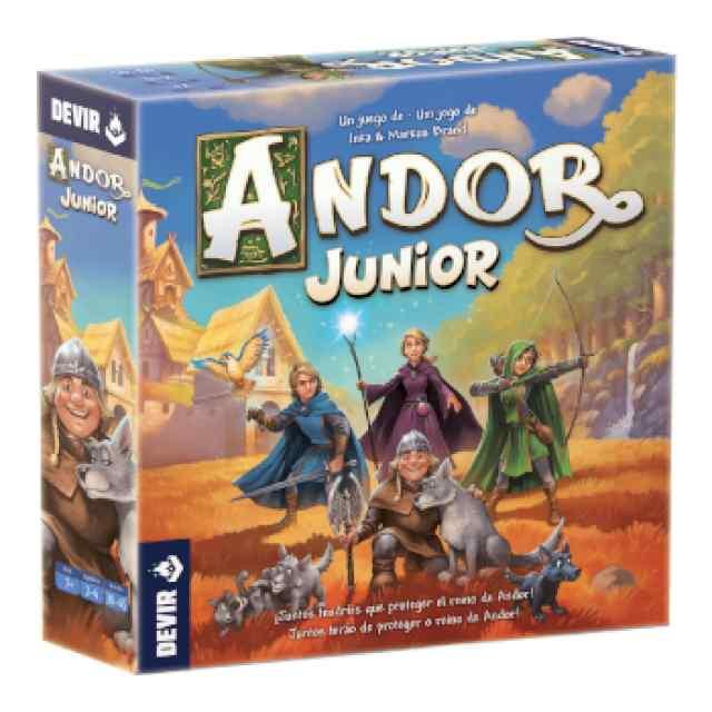 Andor Junior TABLERUM