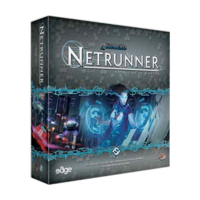 Android Netrunner Caja Básica