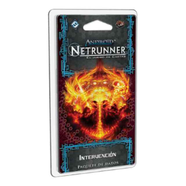 Android Netrunner: Intervención TABLERUM