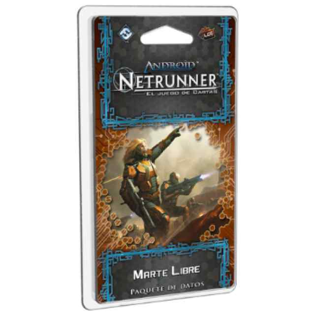Android Netrunner: Marte Libre TABLERUM
