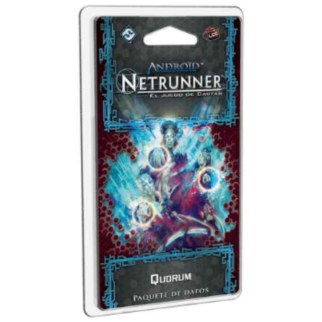 Android Netrunner: Quorum TABLERUM