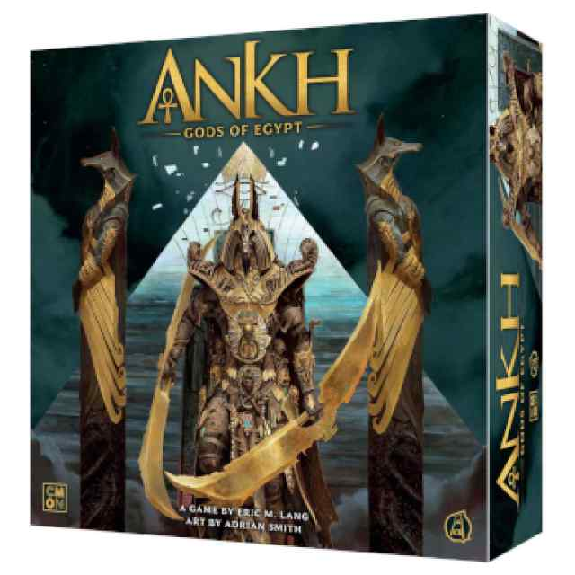 Ankh: Dioses de Egipto TABLERUM