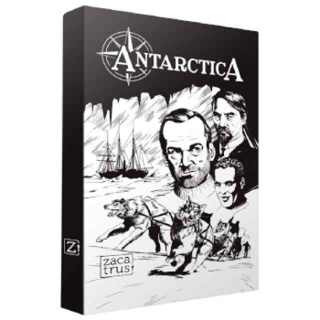 Antarctica TABLERUM