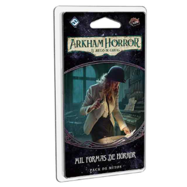Arkham Horror (LCG): Mil Formas de Horror TABLERUM