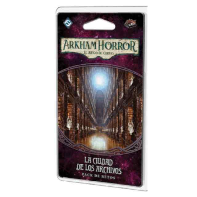 Arkham Horror (LCG): La Ciudad de los Archivos TABLERUM