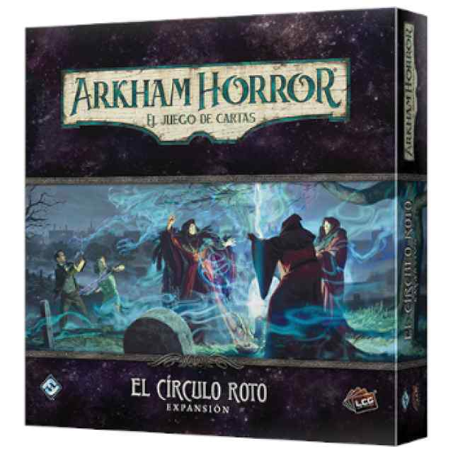 Arkham Horror (LCG): El Círculo Roto TABLERUM