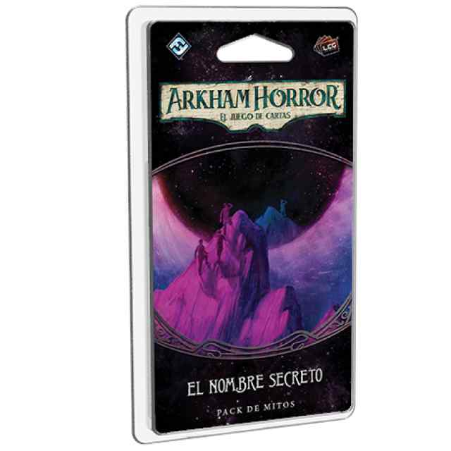 Arkham Horror (LCG): El Nombre Secreto TABLERUM