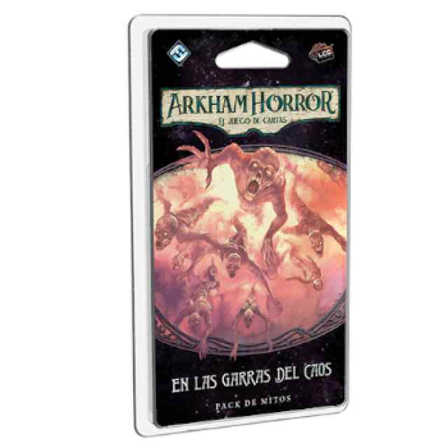 Arkham Horror (LCG): En las Garras del Caos TABLERUM