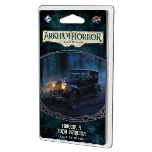 Arkham Horror (LCG): Horror a Toda Máquina TABLERUM