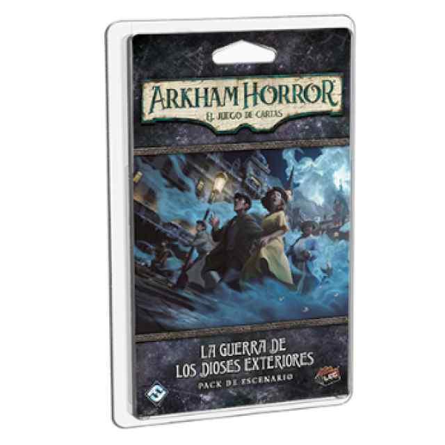 Arkham Horror (LCG): La Guerra de los Dioses Exteriores TABLERUM