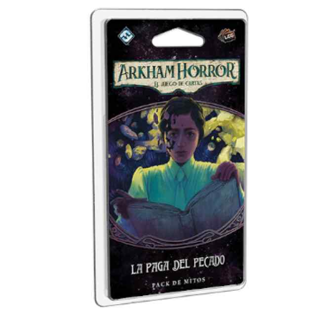 Arkham Horror (LCG): La Paga del Pecado TABLERUM