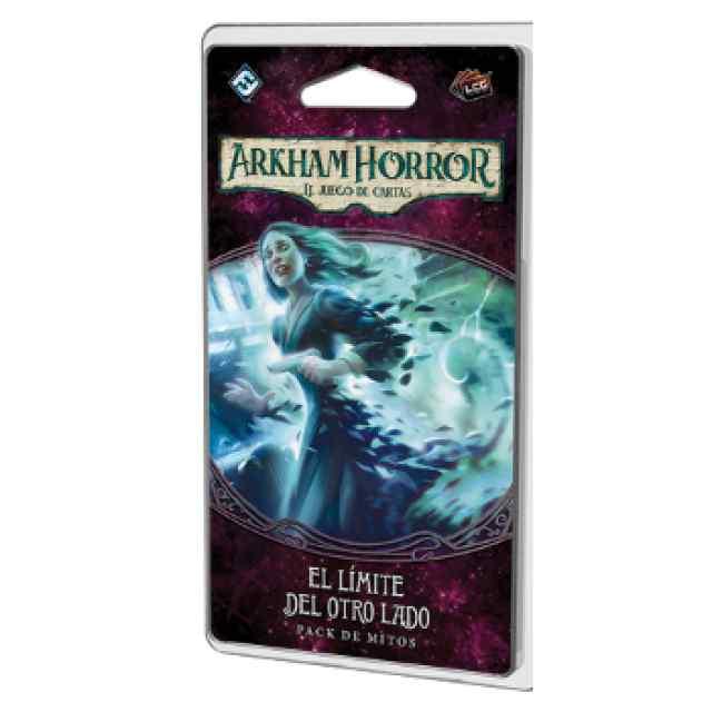 Arkham Horror (LCG): El límite del otro lado TABLERUM
