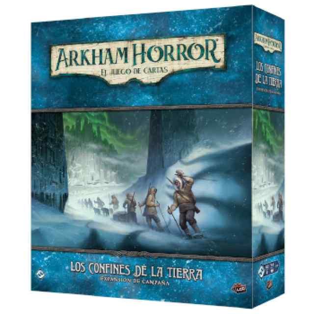 Arkham Horror (LCG): Los Confines de la Tierra Expansión de Campaña TABLERUM