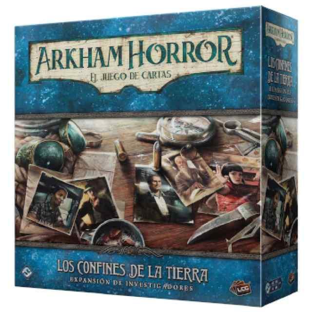 Arkham Horror (LCG): Los Confines de la Tierra Expansión Investigadores TABLERUM