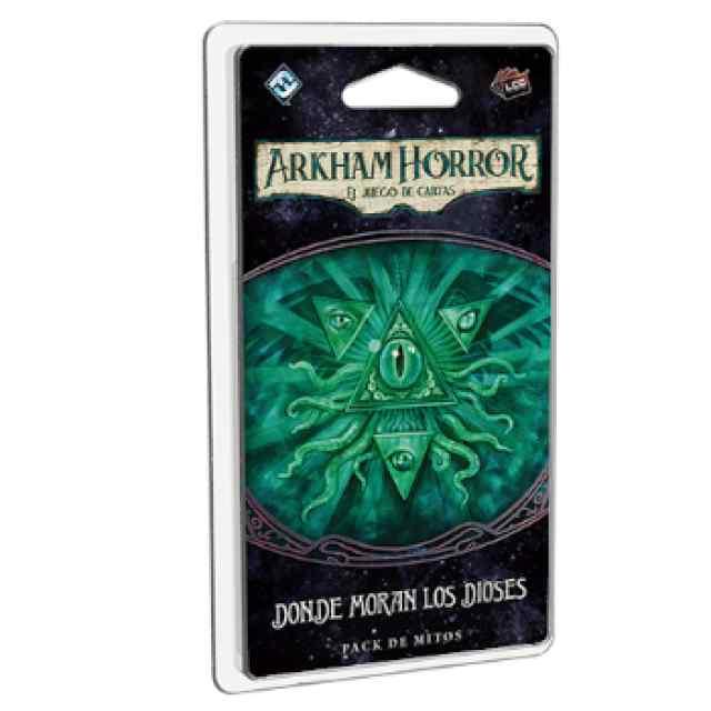 Arkham Horror (LCG): Donde Moran los Dioses TABLERUM