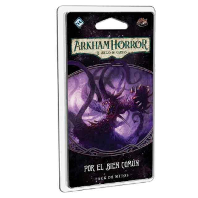 Arkham Horror (LCG): Por el Bien Común TABLERUM