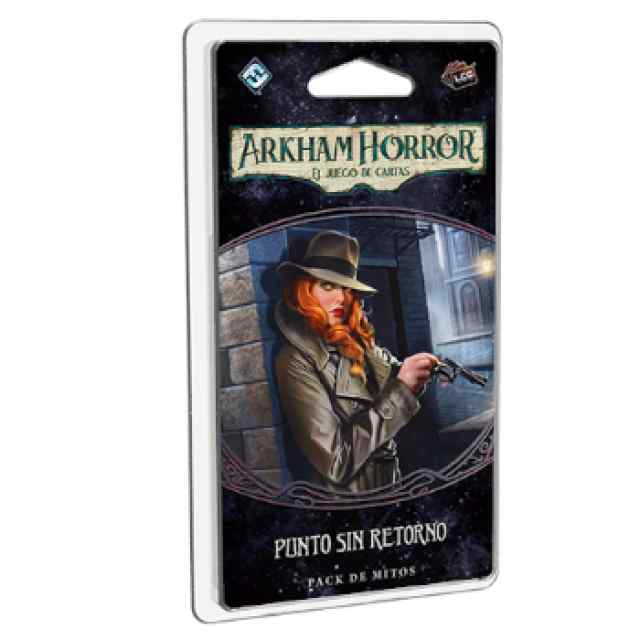 Arkham Horror (LCG): Punto sin Retorno TABLERUM