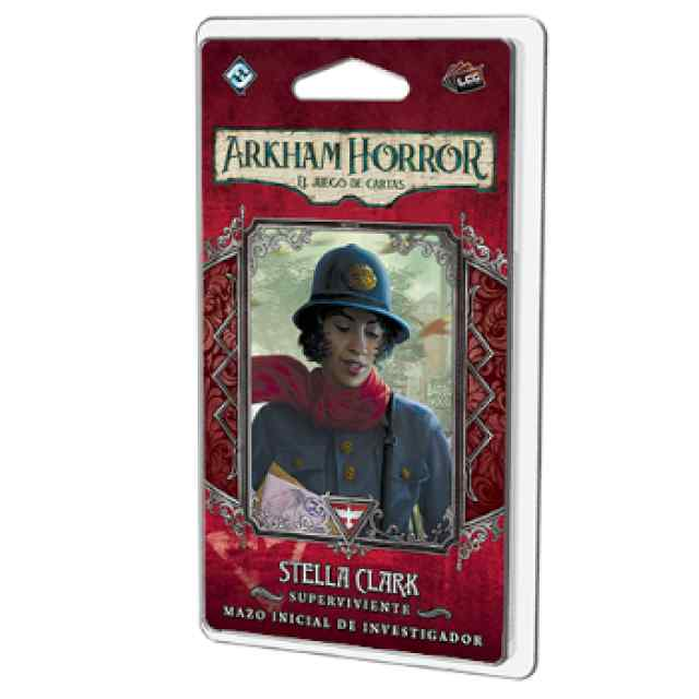 Arkham Horror (LCG): Stella Clark Mazo de investigador TABLERUM