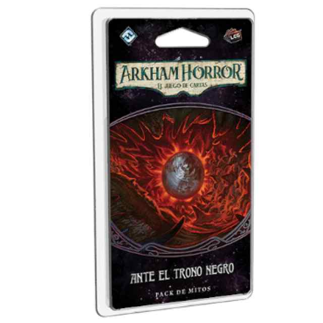 Arkham Horror (LCG): Ante el Trono Negro TABLERUM