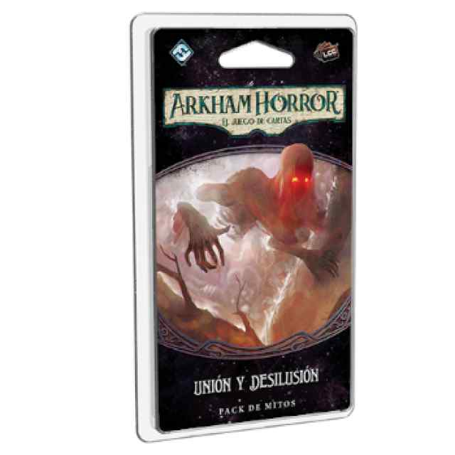 Arkham Horror (LCG): Unión y Desilusión TABLERUM