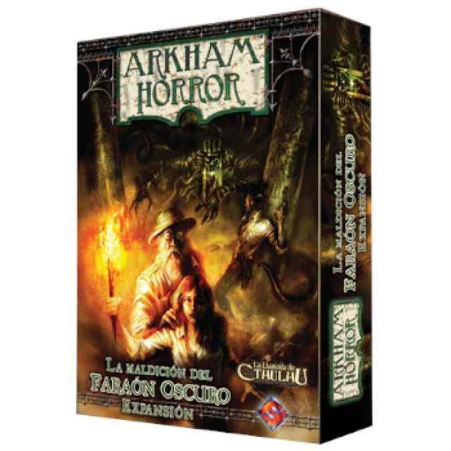 Arkham Horror: La Maldición del Faraón Oscuro TABLERUM
