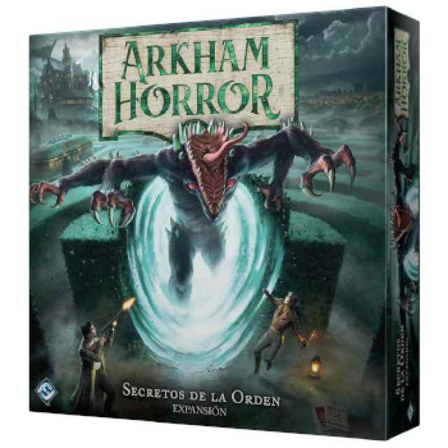 Arkham Horror 3ª Edición: Secretos de la Orden TABLERUM