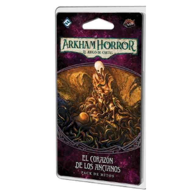 Arkham Horror (LCG): El Corazón de los Ancianos TABLERUM