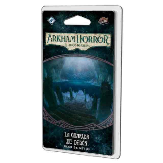 Arkham Horror (LCG): La Guarida de Dagón TABLERUM