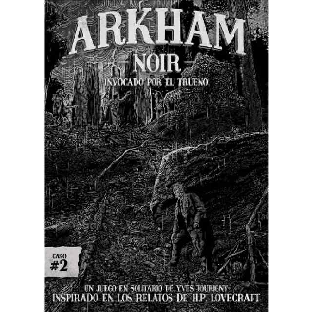Arkham Noir: Caso 2: Invocado por el Trueno TABLERUM