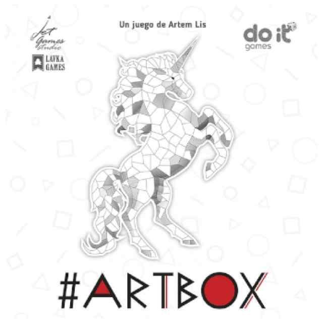 Art Box TABLERUM