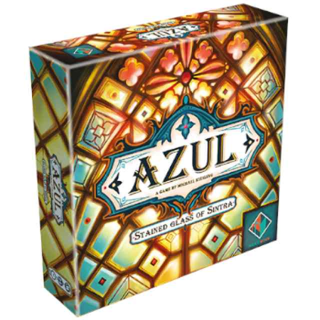 Azul: Vitrales de Sintra TABLERUM