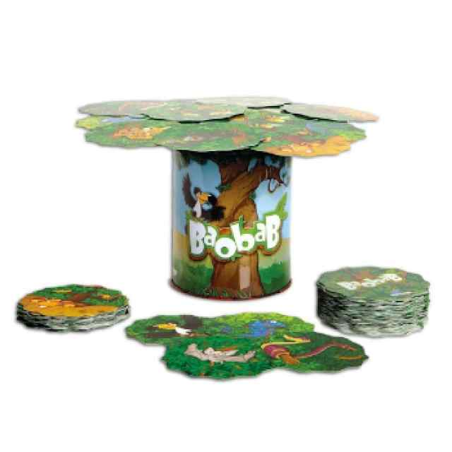 Baobab TABLERUM