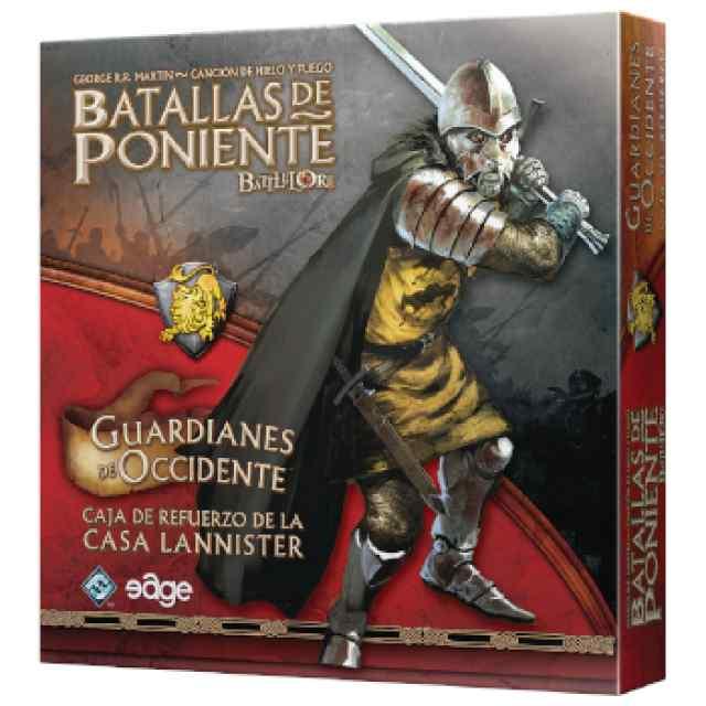 Batallas de Poniente: Guardianes de Occidente (Lannister) TABLERUM