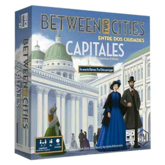 Between Two Cities: Capitales TABLERUM