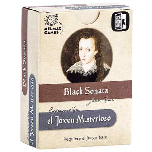 Black Sonata: el Joven Misterioso TABLERUM