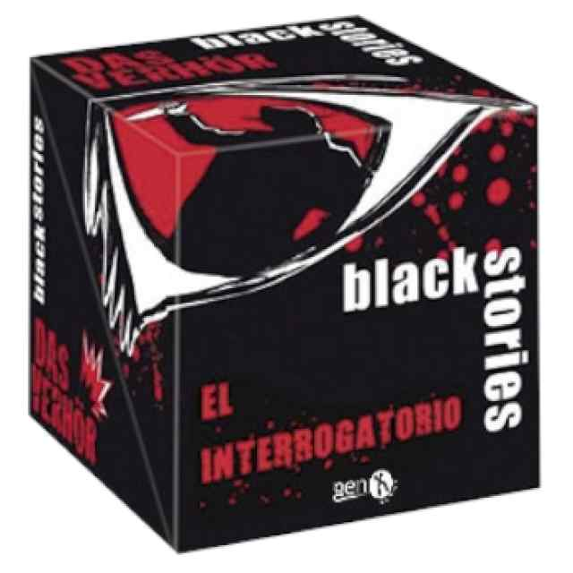 Black Stories El Interrogatorio TABLERUM