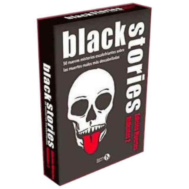 Black Stories Muertes Ridículas 2 TABLERUM